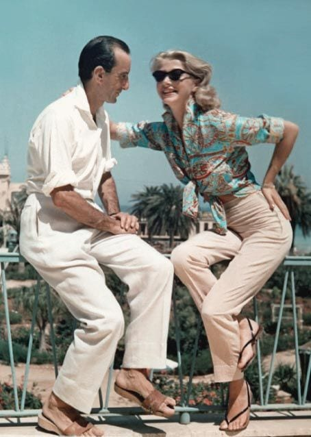 french riviera style icon grace kelly