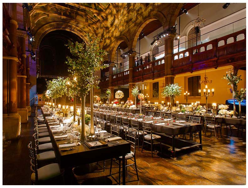 Venue Hire London Wedding One Mayfair