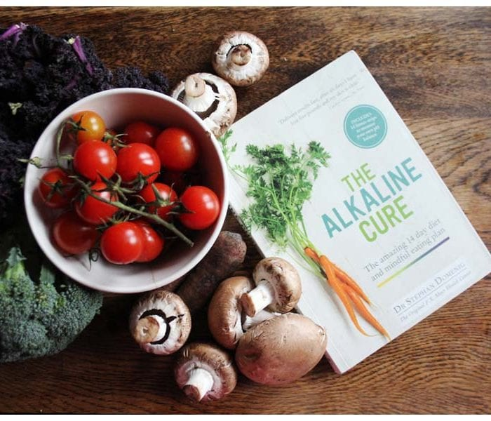 Alkaline Cure Book