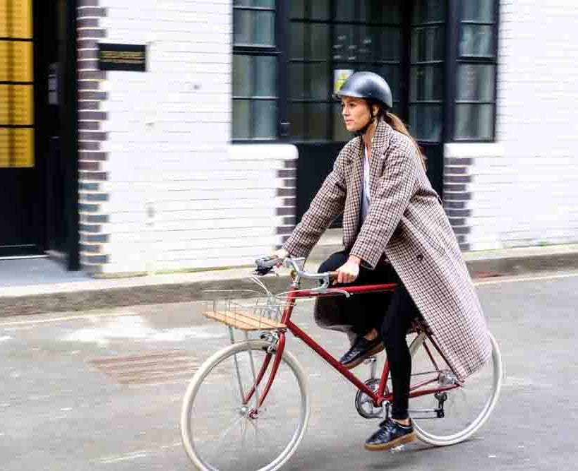 Sustainable Cycling Gear