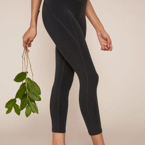 Girlfriend CollectiveLite High Waisted Legging - Black