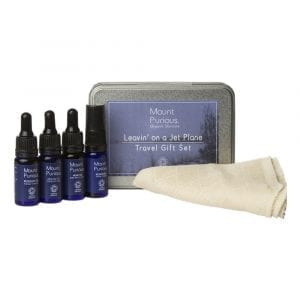 Mount Purious 'Leaving on a Jet Plane' Travel Gift Set