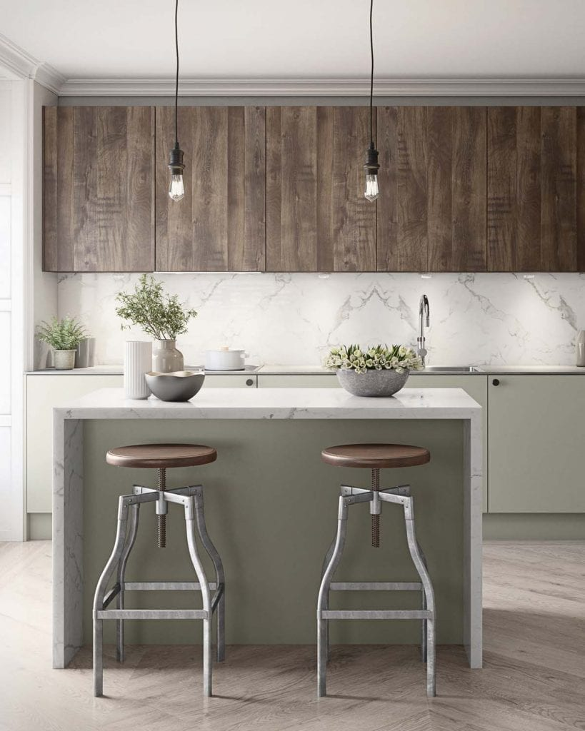 sustainable kitchen design