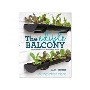 The Edible Balcony (Paperback)