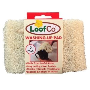 LoofCo Washing-Up Pad - Twin Pack