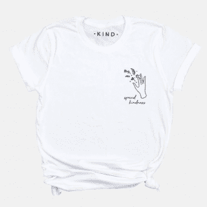 kind clothing tee