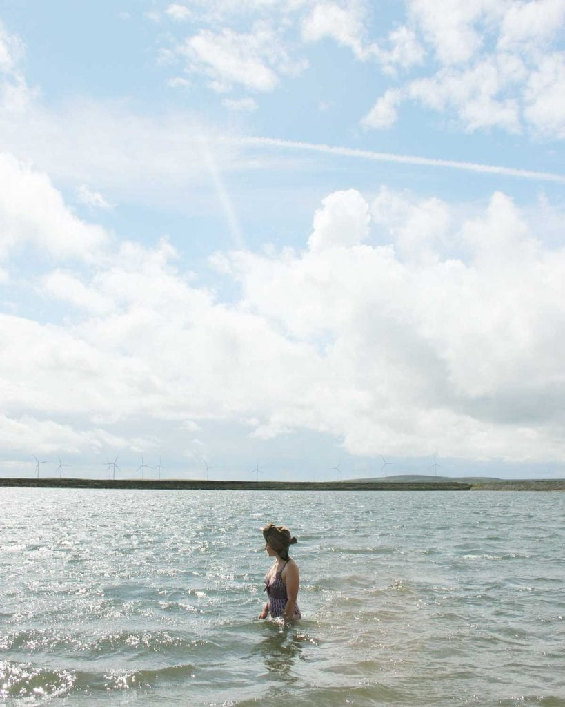 Beginner's Guide To Wild Swimming
