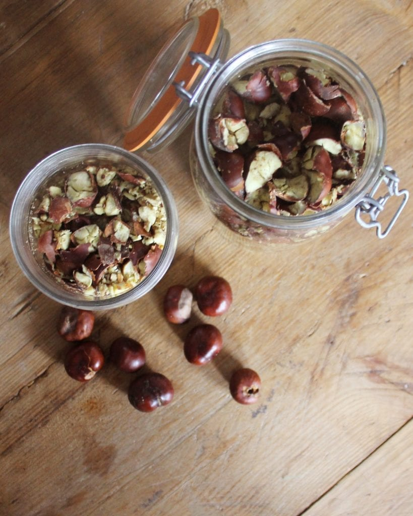 How To Make Laundry Liquid From Conkers