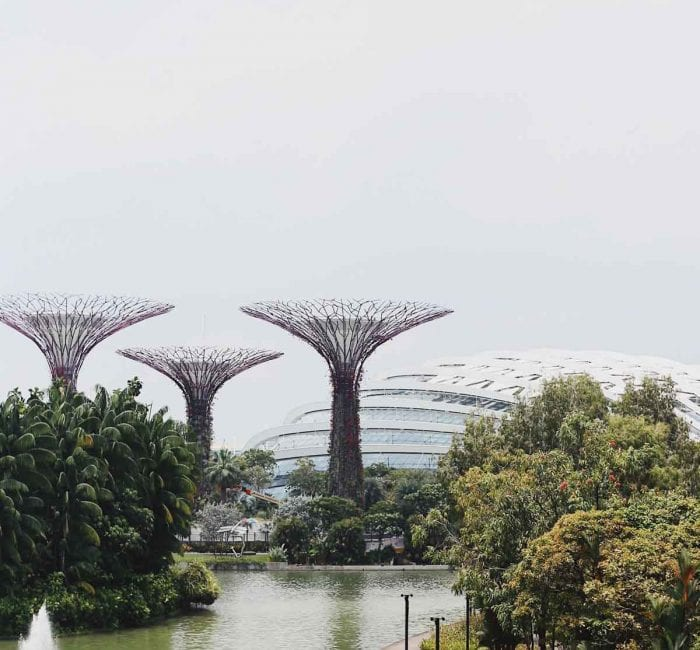 sustainable cities, singapore