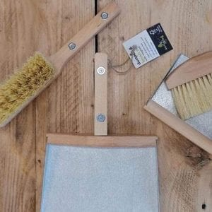 FSC Certified Dustpan and Brush Set