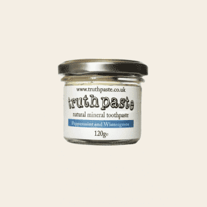 Truthpaste Natural Mineral Toothpaste Peppermint & Wintergreen