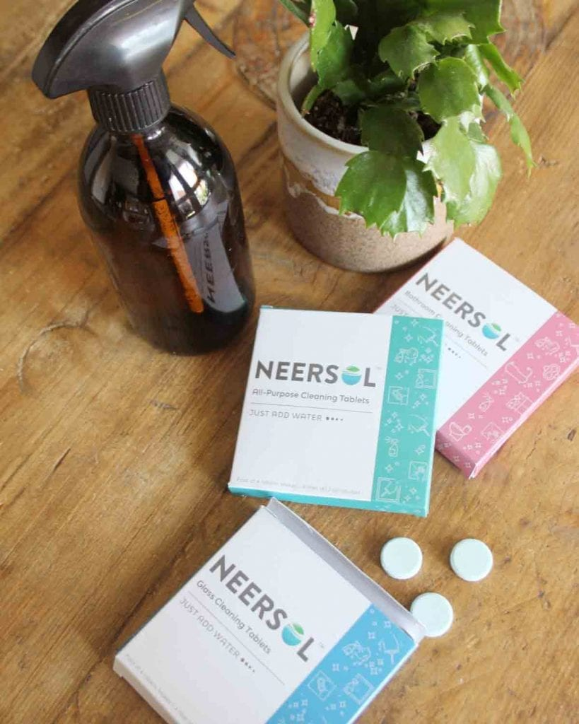 neersol non toxic cleaning products